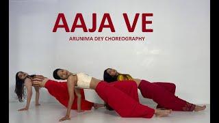 Aaja Ve | Sona Mohapatra | dancepeople | Arunima Dey Choreography