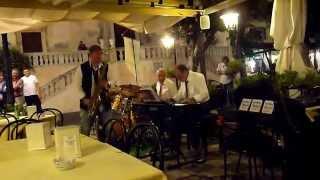 Taormina - Napule è.....La magia della musica al Wunderbar con Mister Samar e Two Wolves