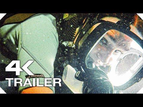 СИНЯЯ БЕЗДНА 2 Русский Трейлер #2 (4K ULTRA HD) НОВЫЙ 2019 Акула Horror Movie HD