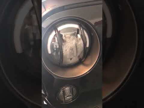 How to Fix a Led Headlight with water and moisture on it