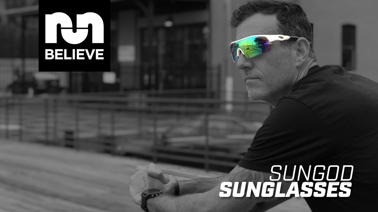 fc883ab78da Sungod Sunglasses Video Performance Review. Believe in the Run