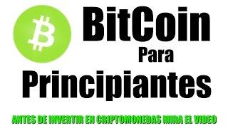 ¿Nuevo al tema de las criptomonedas? MIRA ESTE VIDEO SOBRE BITCOIN Y LAS CRIPTOMONEDAS