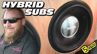 Custom SUBWOOFERS ON STEROIDS!  Jeff's 18