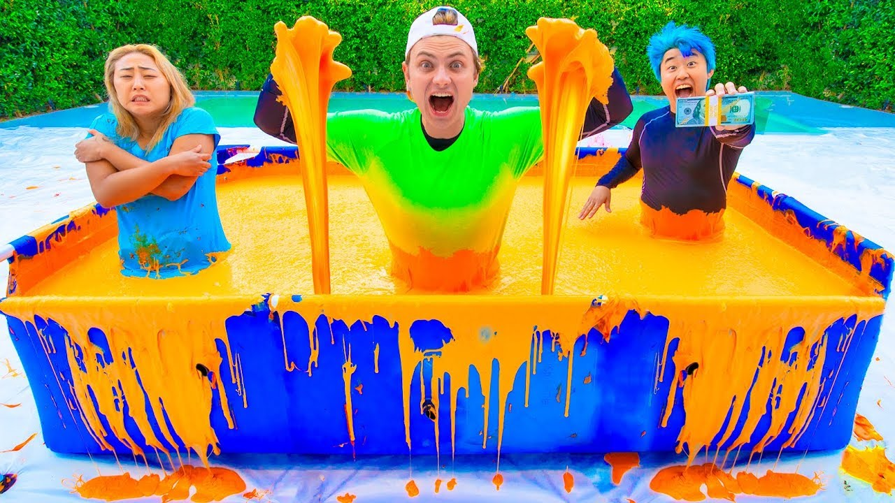 Download LAST TO LEAVE THE SLIME POOL WINS $10,000