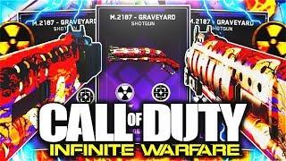 CRAZIEST DE-ATOMIZER STRIKE with *NEW* Nuke Weapon! (M.2187 - Graveyard De-Atomizer Strike Variant)