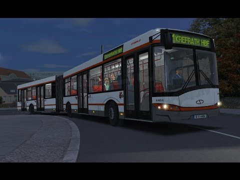 OMSI 2  Moscow, Line 799, LiAZ 6212  Part 1 by Bushmakin's Channel