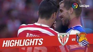 Resumen de Athletic Club vs Real Sociedad (3-2)