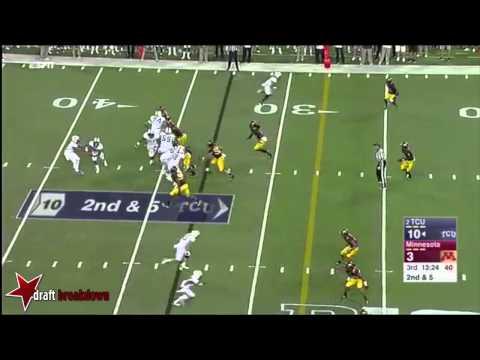 Trevone Boykin vs Minnesota (2015)