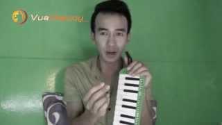 Melodica - Pianica hướng dẫn cơ bản 1 | Nhật Lam Ngô Vũ