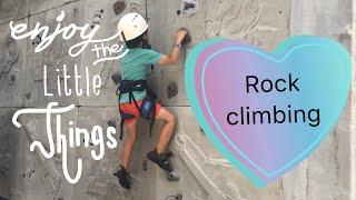 Kids Rock Climbing at Hard Roc…