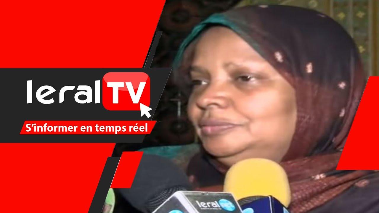 Salma , L'unique soeur de Sidy Lamine Niasse témoigne ...