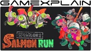 Splatoon 2 - Salmon Run Stream!