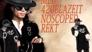 Michael Jackson Smooth No Scoper Air Horn Remix