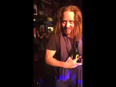Tim Minchin performs 'Playing Nancy' from Groundhog Day the Musical