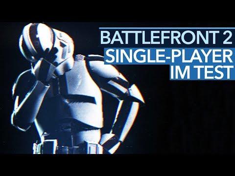 Star Wars: Battlefront 2 im Singleplayer-Test: tolle Grafik, nix dahinter?