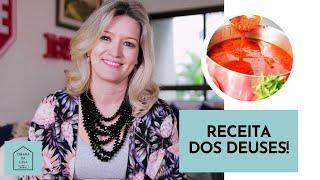 Meu Molho de Tomate Secreto – Fácil
