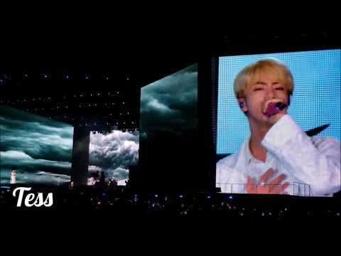 [BTS in Brazil - Day 1] 'Epiphany' (Full Performance) + Army Heart Project