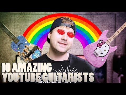 10 AMAZING YouTube Guitarists!!!