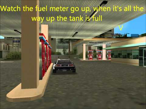 Back to the Future: Hill Valley 0.2e FUEL (Add-On)