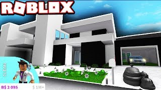 LUXURIOUS MODERN HOUSE **SUPER CHEAP**!! (Roblox Bloxburg)