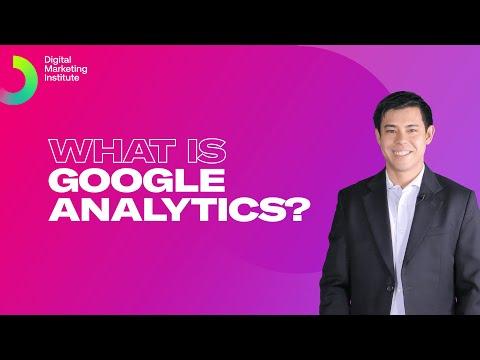 What is Google Analytics? | Digital Marketing Institute