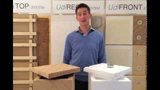 The Sound Test - Polystyrene Vs Wood Fibre Wall Insulation