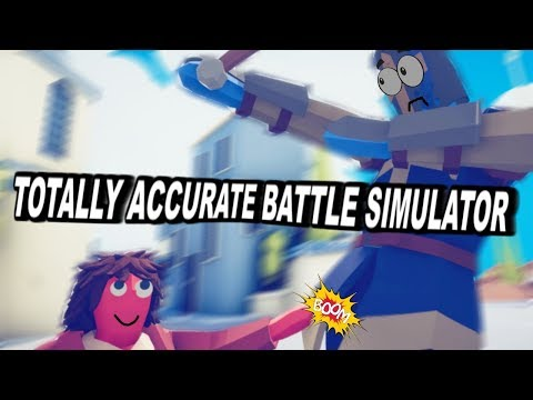 The Most Realistic Battle Simulator Game - TABS