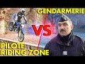 DES FREESTYLERS AFFRONTENT LES GENDARMES ! - YouTube