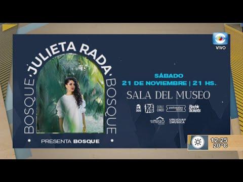 Julieta Rada: Bosque