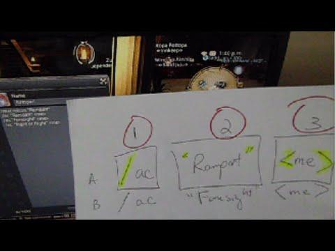 You Tube Videos: FF14 ARR #78 -||/ Kenkadzu Macros Macro