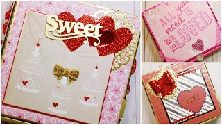 Valentine's Day Pizza Boxes, Rosettes & Lollipop Toppers!