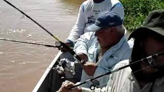 Прикол на рыбалке Шок!!!! (смотреть до конца)