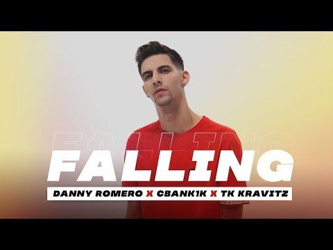 Смотреть клип Danny Romero X Cbank1K X Tk Kravitz - Falling