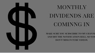Monthly Dividend Stocks For Passive Income I ETFs and REITs I SPHD LTC QYLD LAND