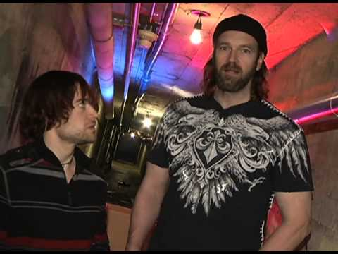 Curtis Anderson s Tyler Mane for Shaw TV