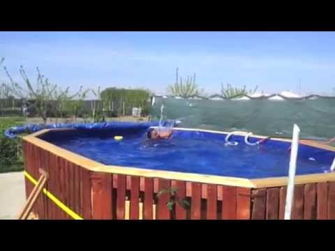 Diy Swimming Pool Youtube