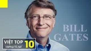 Top 10 Người Giàu Nhất Thế Giới 2017