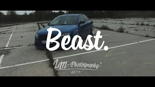 beast   audi b7 dtm edition