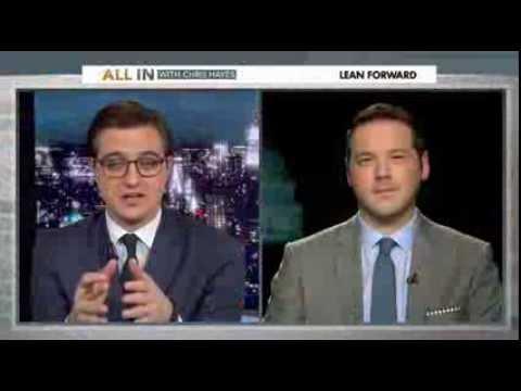 Ben Domenech on MSNBC