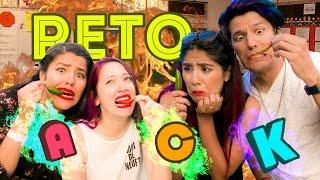 DI LO QUE SEA ABECEDARIO | RETO POLINESIO Y DAIANA HERNÁNDEZ #YOUTUBEPROWEEK