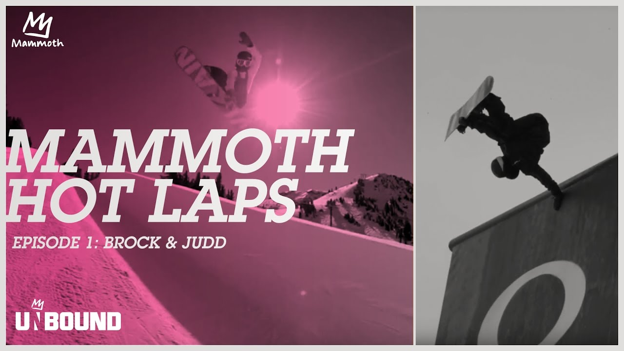 97c03c0aaa3 Mammoth Hot Laps 16 17   Episode 1. Mammoth Mountain