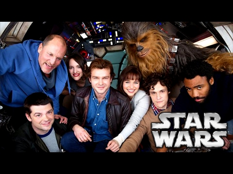 The Han Solo Film Begins Principal Photography - Why It