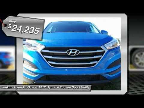 2017 Hyundai Tucson Ocala Florida YT4367