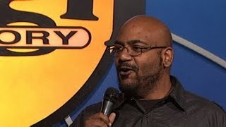 Ed Greer - Racism at Work (Stand Up Comedy)