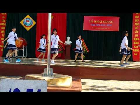 Liên Khúc Mùa Khai Trường _ 11B9 _ THPT Hàm Rồng