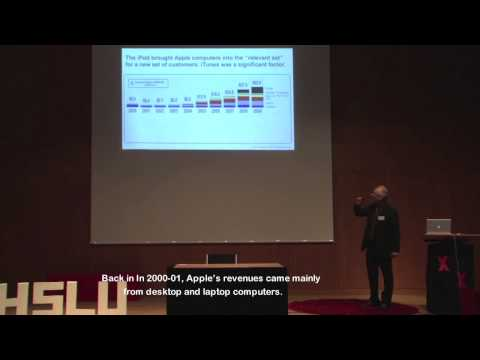 "TEDxHSLU Prof. Dr. Laurence Welford: ""Resilience: Key to Successful Innovation"""