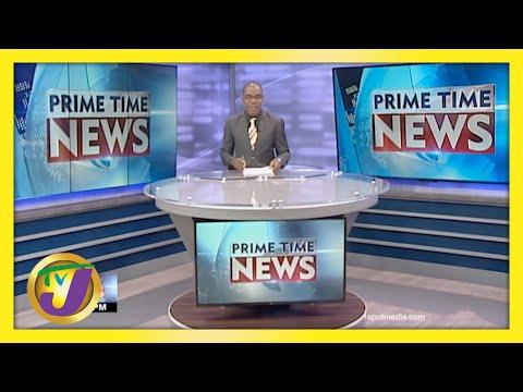 Jamaica News Headlines   TVJ News