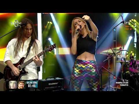 Bon Jovi - You Give Love A Bad Name [ Live Cover ] ( Rising Star Turkiye TV8 )