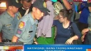 NTG: Dating Gapan, Nueva Ecija Mayor Ernesto Natividad, nahuli kagabi sa QC