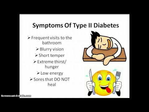My Screencast - Type 2 Diabetes